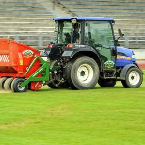 регенериране на тревни площи