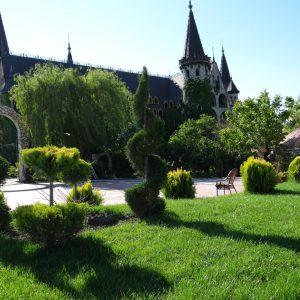 """Тревен чим """"Атина"""". Замъкът в с. Равадиново"""