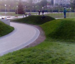 """Парк """"Възраждане"""" в гр. София"""