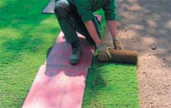 тревни чимове за озеленяване